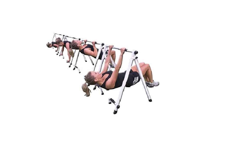 WorkHorse Fitness Portable Pull-up & Push-up Bar Review